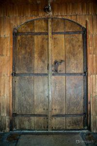 drzwi północne - XVII w.