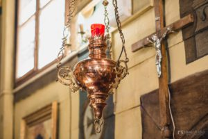wieczna lampka